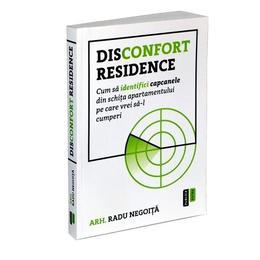 Disconfort residence - Radu Negoita, editura Publica