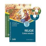 Religie cls 2 Sem 1+2 (2 vol.) - Cultul Ortodox - Gabriela Favu, Ana Nicoleta Danciu, editura Corint