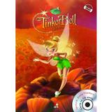 Disney - Tinkerbell. Clopotica + CD audio (lectura: Stela Popescu), editura Litera