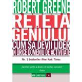 Reteta geniului - Robert Greene, editura Litera
