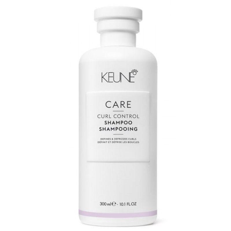 Sampon pentru Par Ondulat - Keune Care Curl Control Shampoo 300 ml imagine