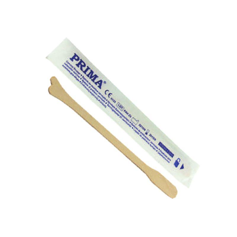Spatule Lemn Ambalate Sterile - Prima Wooden Spatules Individually Packed imagine produs