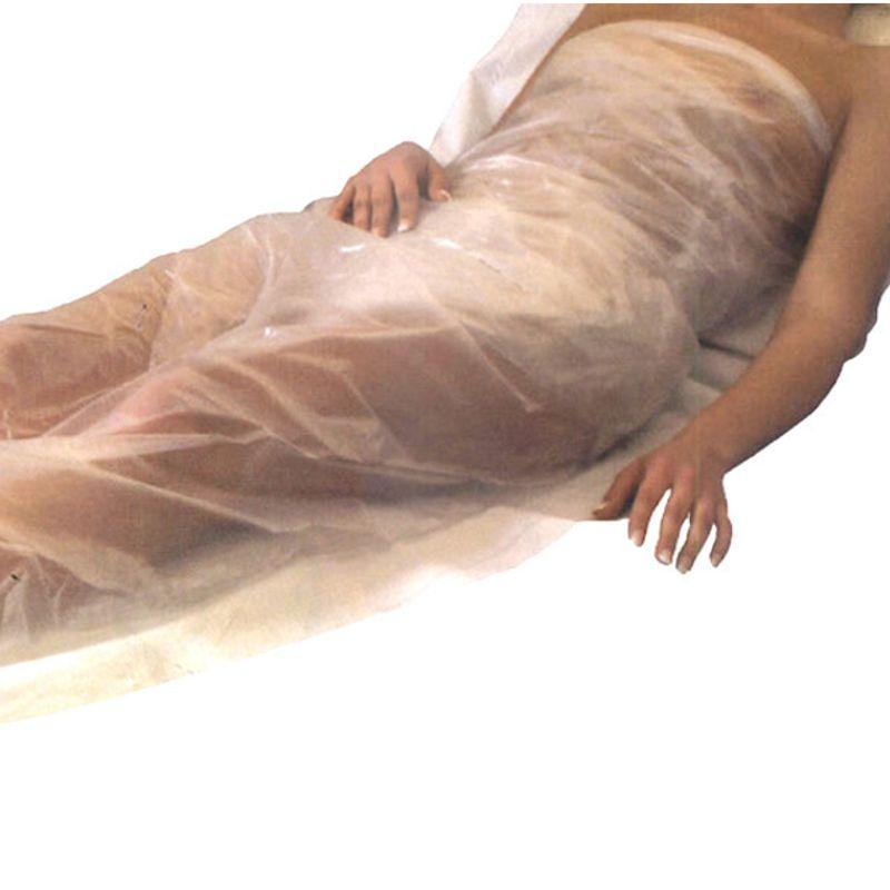 Cearceaf Polietilena Impachetari - Prima Bed Cover for Sliming Procedures 10 buc imagine produs