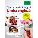 Gramatica in imagini: Limba engleza - Pons, editura Litera