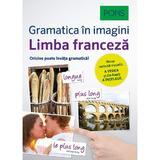 Gramatica in imagini: Limba franceza - Pons, editura Litera