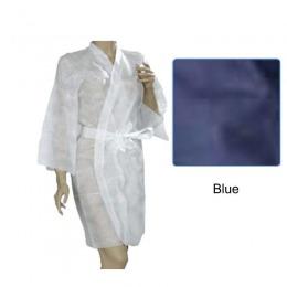 Camasa tip Kimono Albastra - Prima Nonwoven Blue Kimono