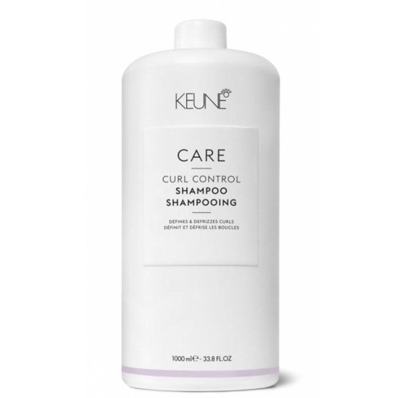 Sampon pentru Par Ondulat - Keune Care Curl Control Shampoo 1000 ml imagine