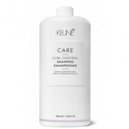 Sampon pentru Par Ondulat - Keune Care Curl Control Shampoo 1000 ml