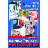 Tehnica ingrijirii bolnavului - Carol Mozes, editura Medicala