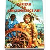 Capitan la cincisprezece ani - Jules Verne, editura Tedit