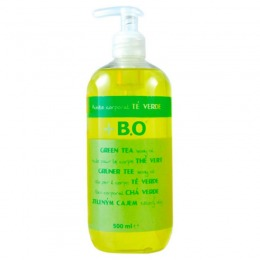 Ulei Masaj Corporal cu Ceai Verde - +B.O Green Tea Body Oil 500 ml
