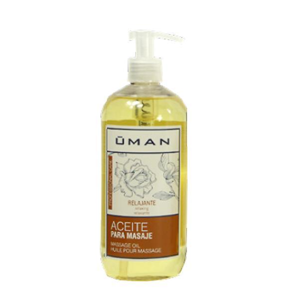Ulei Relaxant pentru Masaj - Uman Relaxing Massage Oil, 500ml imagine