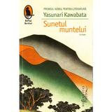 Sunetul muntelui - Yasunari Kawabata, editura Humanitas