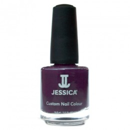 Lac de Unghii - Jessica Custom Nail Colour 460 Midnight Affair, 14.8ml