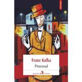 Procesul - Franz Kafka, editura Polirom
