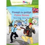 Povesti Cu Politisti. Police Stories (invatam Engleza Cu Mausi)