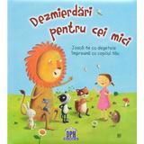 Dezmierdari pentru cei mici, editura Didactica Publishing House