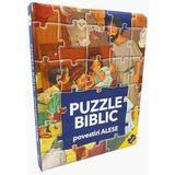 Puzzle biblic: Povestiri alese, editura Casa Cartii