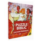 Puzzle biblic: Povestiri indragite, editura Casa Cartii