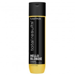 Balsam Par Blond - Matrix Total Results Hello Blondie Conditioner 300 ml
