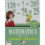 Matematica Cls 2 Caiet Partea I+Ii - Rodica Chiran, editura Aramis