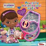 Povestile Stetoscopului Magic - Disney. Doctorita Plusica, editura Litera