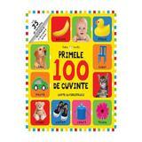 Primele 100 De Cuvinte (carte Cu Ferestruici - Bebe Invata)