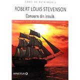 Comoara din insula - Robert Louis Stevenson, editura Minerva