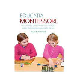 Educatia Montessori - Paula Polk Lillard
