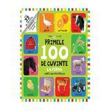 Primele 100 De Cuvinte La Ferma (carte Cu Ferestruici - Bebe Invata)
