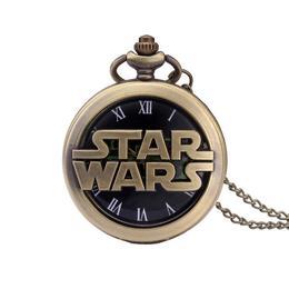 Ceas de buzunar, Star Wars Style, model Retro Vintage
