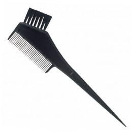 Pensula Vopsit Cu Pieptan Prima Dyed Hair Brush With Comb