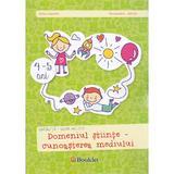 4-5 ani Grupa mijlocie domeniul Stiinte - Cunoasterea mediului - Irina Curelea, editura Booklet