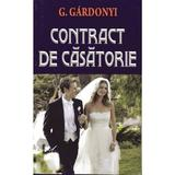 Contract de casatorie - G. Gardonyi, editura Orizonturi