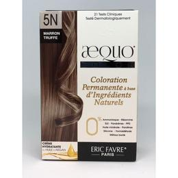 Kit Vopsea par Bio Truffle Brown 5N Aequo Color Eric Favre Paris