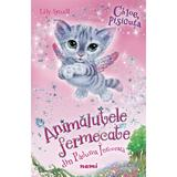Chloe, pisicuta. Animalutele fermecate din Padurea Inrourata - Lily Small, editura Nemira