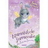 Bella, Iepurasul. Animalutele fermecate din Padurea Inrourata - Lily Small, editura Nemira