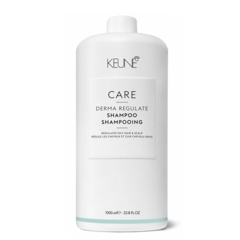 Sampon pentru Par si Scalp Gras - Keune Care Derma Regulate Shampoo 1000 ml