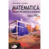 Matematica clasa 8. Culegere de exercitii si probleme - Petre Simion, Ion Marin, editura Aramis