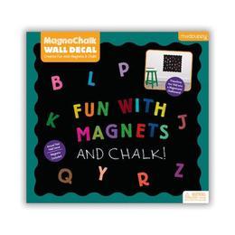 Distrează-te cu ABCul! Magnachalk Aplicaţie de Perete - Crocodile Creek
