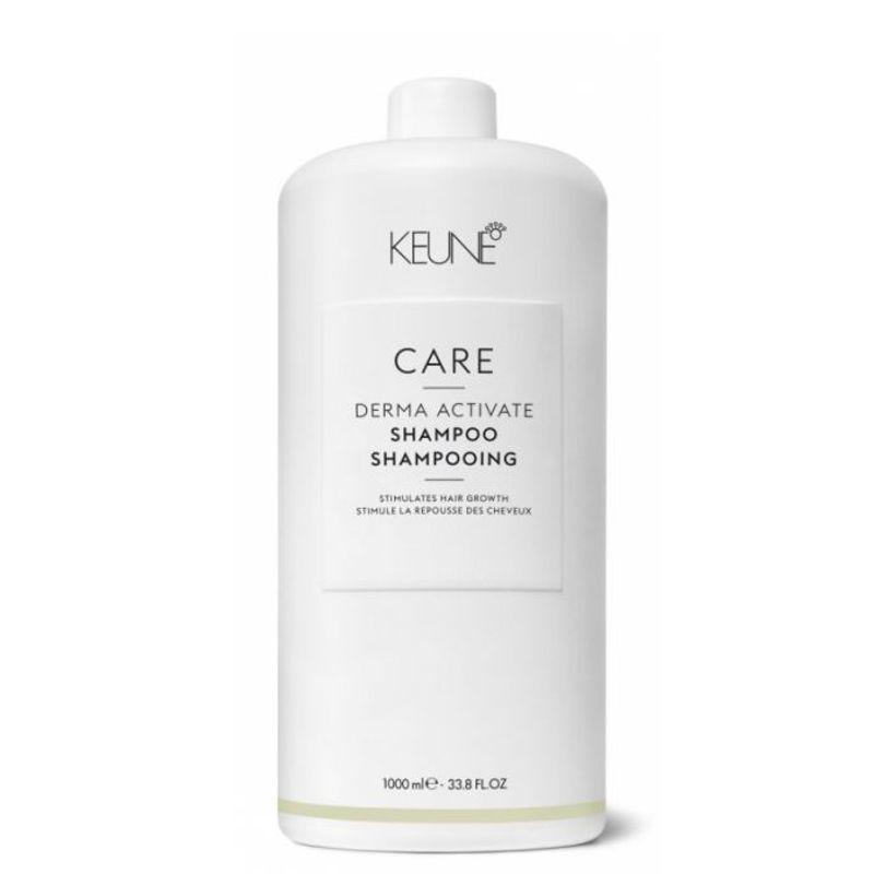 Sampon Impotriva Caderii Parului - Keune Care Derma Activate Shampoo 1000 ml