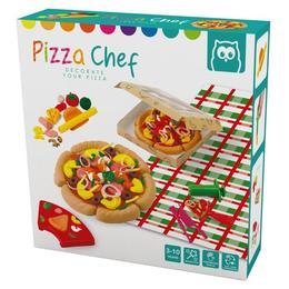 Set pizza plastilină - Eurekakids