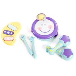 Set complet jucării muzicale pentru bebeluşi - Eurekakids