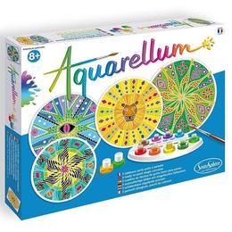 Set Aquarellum pentru pictură - Mandala Africana - SentoSphere