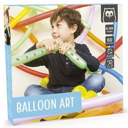 Set baloane modelat pentru petreceri - Eurekakids