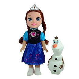 Papusa Anna si Olaf - 31 cm - Frozen - Regatul de Gheata