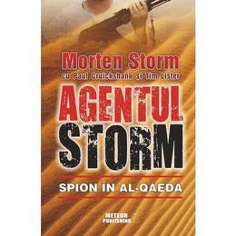 Agentul Storm - Morten Storm, editura Meteor Press
