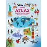 Marele atlas ilustrat pentru copii prescolari si scolari, editura Rao