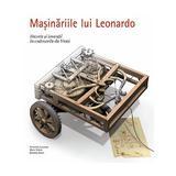 Masinariile lui Leonardo - Domenico Laurenza, editura Rao
