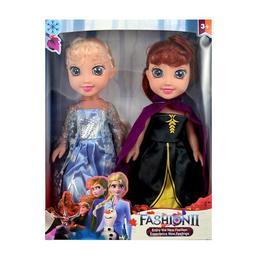 Set Frozen Anna, Elsa si Olaf din Regatul de Gheata